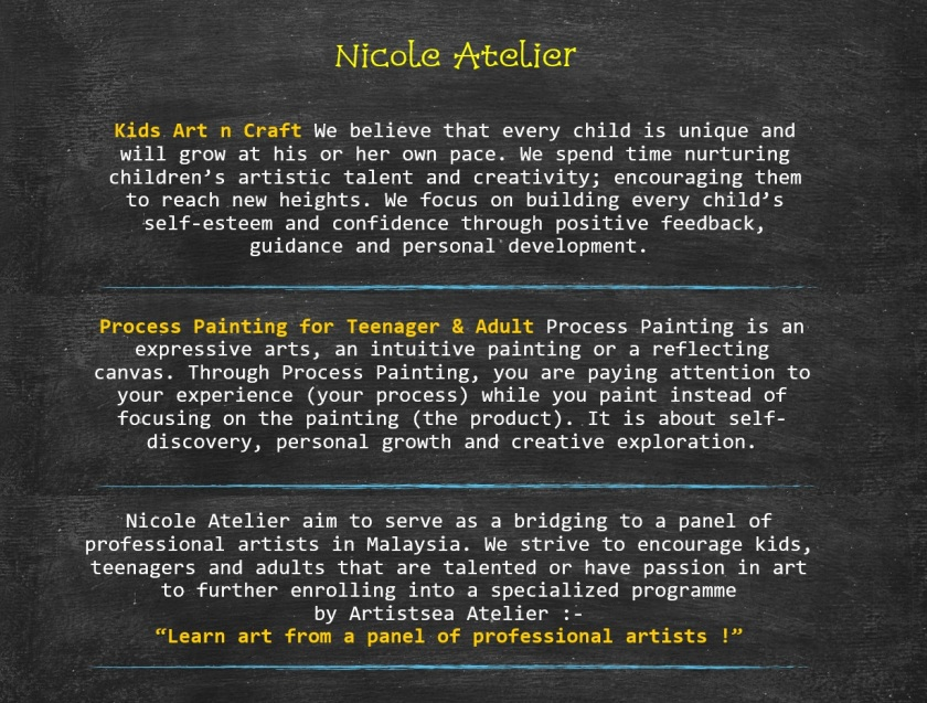 About Nicole Atelier 260816