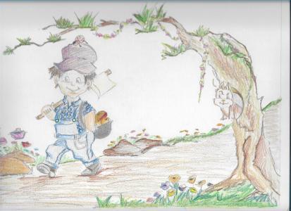 Squirrel Yr.2001 (2)
